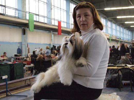 Минск Белоруссия 2хCACIB