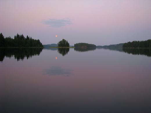 Финская природа