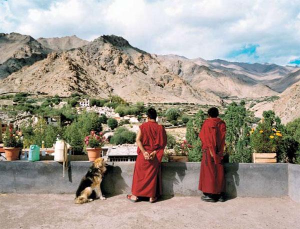 Просторы Тибета